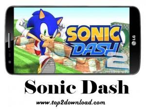 Sonic Dash | تاپ 2 دانلود