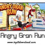 دانلود بازی Angry Gran Run v1.9.0.0 برای اندروید