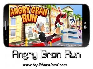 Angry Gran Run v1.9.0.0 | تاپ 2 دانلود
