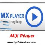 دانلود نرم افزار MX Player v1.7.24 برای اندروید