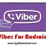 دانلود نرم افزار ارتباطی Viber v4.2.1.1 برای اندروید