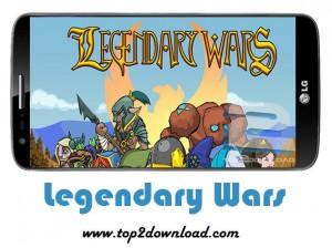 Legendary Wars v1.0 | تاپ 2 دانلود