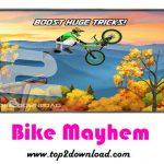 دانلود بازی Bike Mayhem Mountain Racing v2.3 برای اندروید