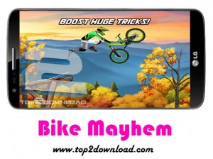 Bike Mayhem Mountain Racing v2.3 | تاپ 2 دانلود