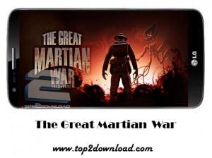The Great Martian War | تاپ 2 دانلود