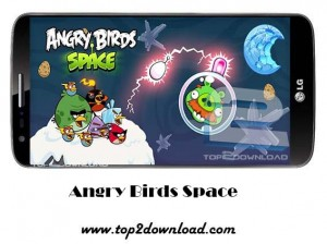 Angry Birds Space Premium | تاپ 2 دانلود