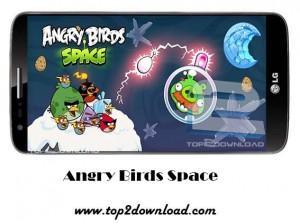 Angry Birds Space Premium | تاپ 2 دانلود