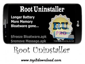 Root Uninstaller Pro   تاپ 2 دانلود