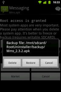 دانلود نرم افزار Root Uninstaller Pro v5.4 برای اندروید   تاپ 2 دانلود