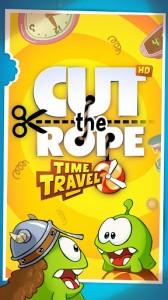 دانلود بازی Cut The Rope Time Travel HD v1.2.1 برای اندروید | تاپ 2 دانلود