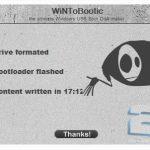 دانلود نرم افزار نصب ویندوز از فلش WiNToBootic 2.1