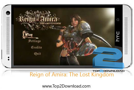 Reign of Amira: The Lost Kingdom| تاپ2دانلود