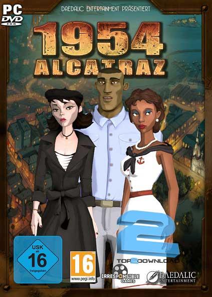 1954 Alcatraz | تاپ 2 دانلود
