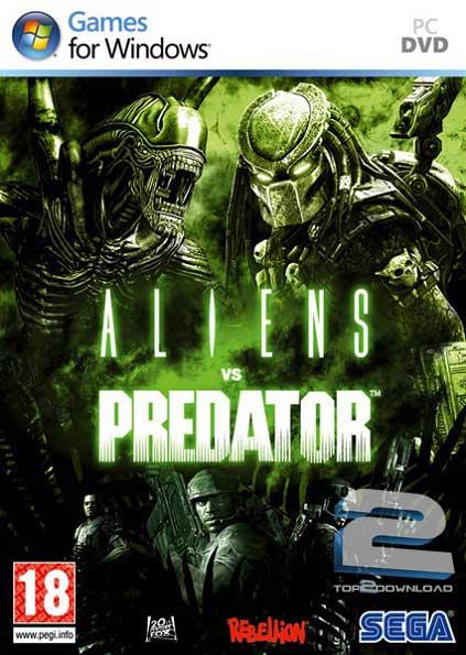 Aliens vs Predator   تاپ 2 دانلود