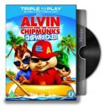 دانلود دوبله فارسی انیمیشن آلوین و سنجاب ها ۳ Alvin and the Chipmunks 3 Chipwrecked
