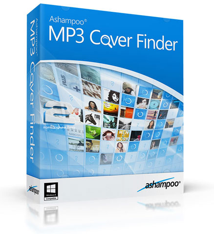Ashampoo MP3 Cover Finder | تاپ 2 دانلود