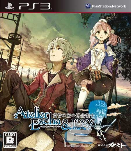 Atelier Escha and Logy Alchemists of the Dusk Sky | تاپ 2 دانلود