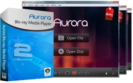 Aurora Blu-ray Media Player | تاپ 2 دانلود
