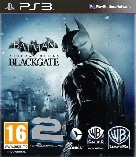 Batman Arkham Origins Blackgate Deluxe Edition   تاپ 2 دانلود