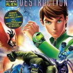 دانلود بازی Ben 10 Ultimate Alien Cosmic Destruction برای PSP