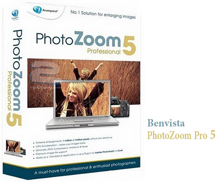 Benvista Photo Zoom Pro | تاپ 2 دانلود