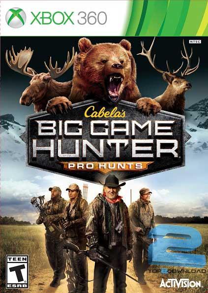 Cabelas Big Game Hunter Pro Hunts   تاپ 2 دانلود