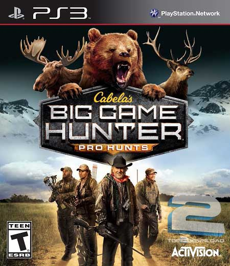 Cabelas Big Game Hunter Pro Hunts | تاپ 2 دانلود