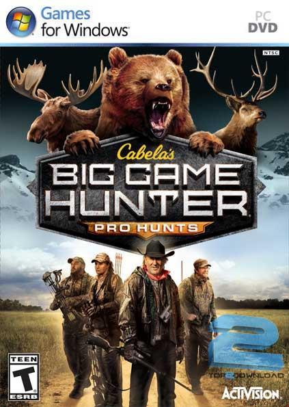 Cabelas Big Game Hunter Pro Hunts | تاپ 2 دانلود