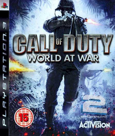 Call of Duty World at War   تاپ 2 دانلود