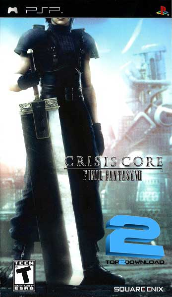 Crisis Core Final Fantasy VII | تاپ 2 دانلود
