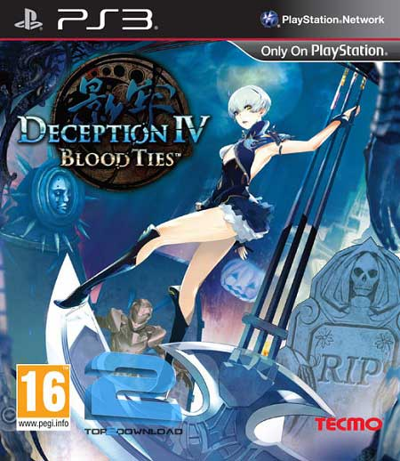 Deception IV Blood Ties | تاپ 2 دانلود