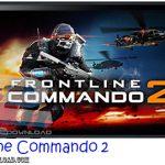 دانلود بازی Frontline Commando 2 v1.0.1 برای iOS