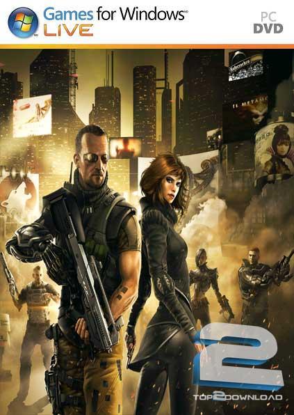Deus Ex The Fall | تاپ 2 دانلود