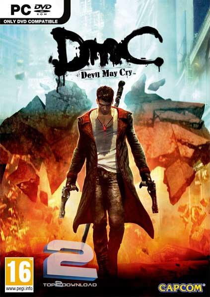 DmC Devil May Cry Complete Edition | تاپ 2 دانلود