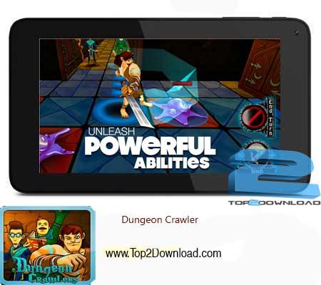 Dungeon Crawler | تاپ2دانلود