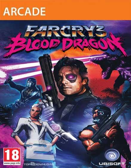 Far Cry 3 Blood Dragon | تاپ 2 دانلود