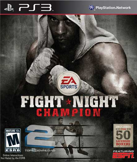 Fight Night Champion | تاپ 2 دانلود