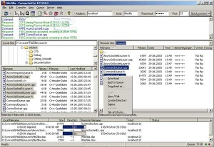 FileZilla   تاپ 2 دانلود
