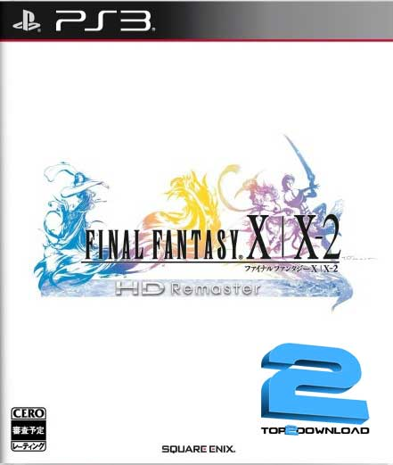 Final Fantasy X X-2 HD Remaster | تاپ 2 دانلود