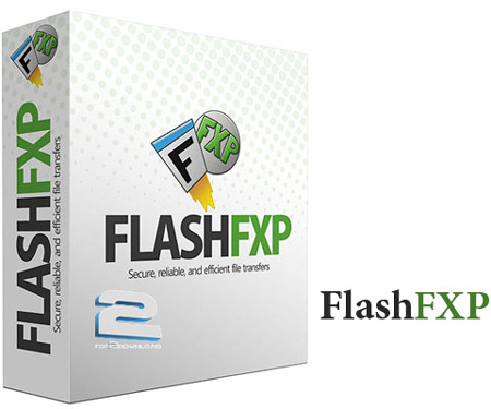 FlashFXP | تاپ 2 دانلود