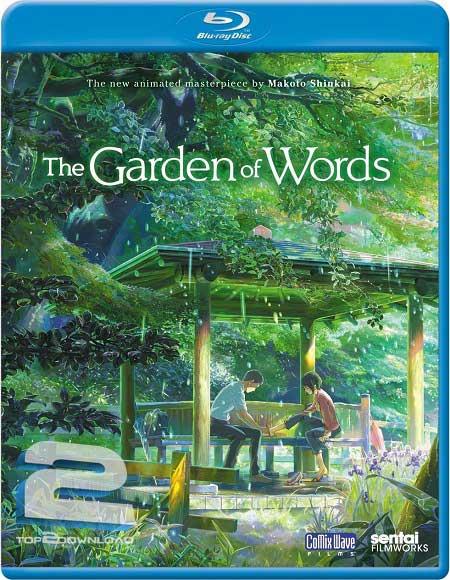 Garden of Words 2013   تاپ 2 دانلود