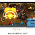 دانلود بازی Big Gun v1.3 برای اندروید