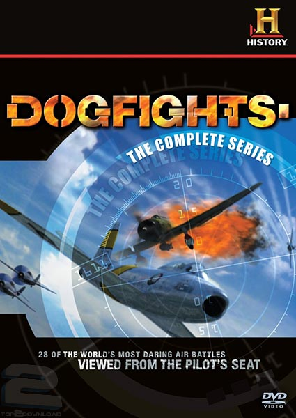 History Channel : Dogfights | تاپ 2 دانلود