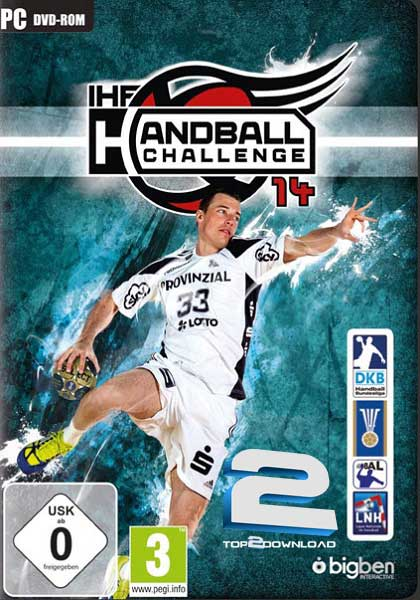 IHF Handball Challenge 14 | تاپ 2 دانلود