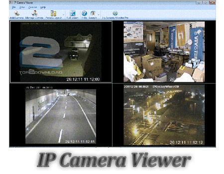 IP Camera Viewer | تاپ 2 دانلود