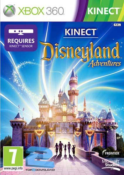 Kinect Disneyland Adventures | تاپ 2 دانلود