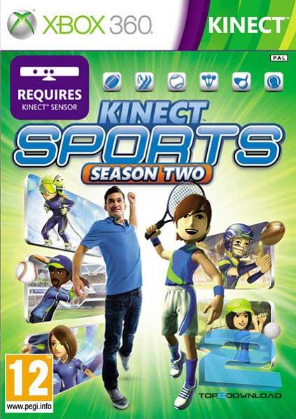 Kinect Sports Season Two | تاپ 2 دانلود