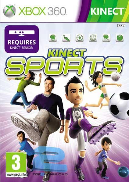 Kinect Sports | تاپ 2 دانلود