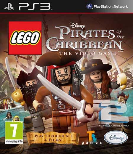 LEGO Pirates of the Caribbean The Video Game | تاپ 2 دانلود