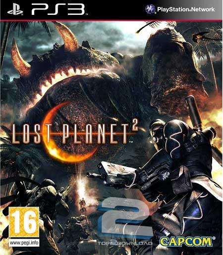 Lost Planet 2 | تاپ 2 دانلود